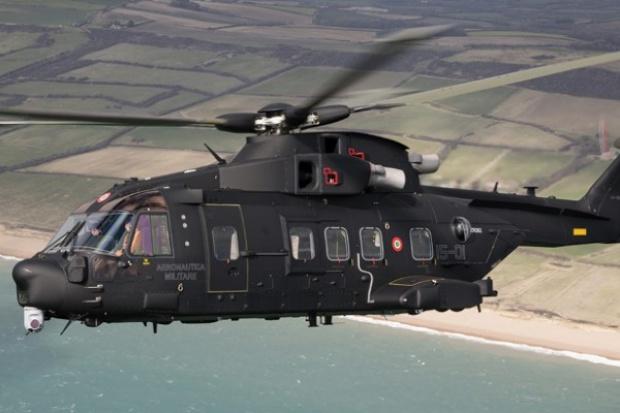 AgustaWestland: kontrakt z brytyjskim Ministerstwem Obrony