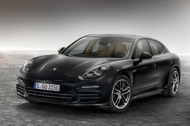 Porsche Panamera z bogatszym wyposażeniem