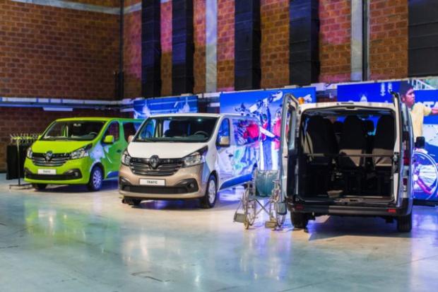 Wysoka pozycja Renault na rynku aut dostawczych i modyfikowanych
