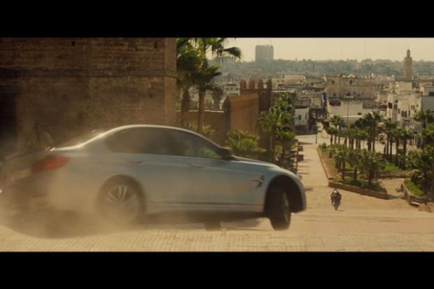 "BMW wykonuje.... ""Mission Impossible"""