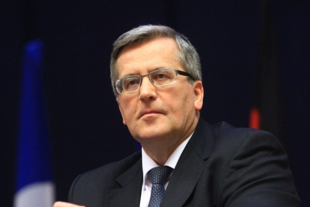 Prezydenci Polski i Finlandii o współpracy ekonomicznej