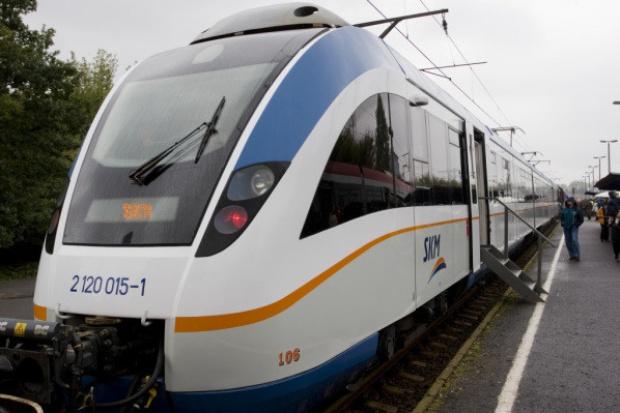 Gdańsk: trasa SKM dłuższa i z nowym przystankiem