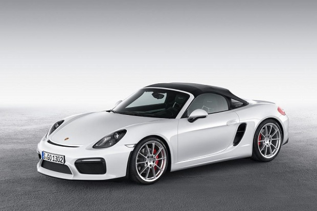 Porsche otwiera sezon na kabriolety