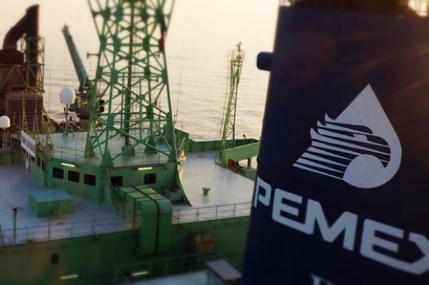 Pożar wstrzymał produkcję na morskiej platformie wiertniczej w Meksyku