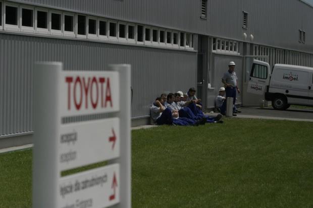 Toyota: nowa inwestycja we Wrocławiu