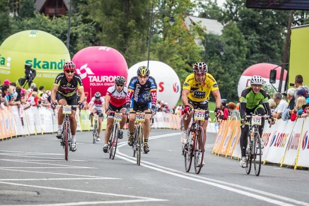 Tauron sponsorem nowego wyścigu dla kolarzy amatorów