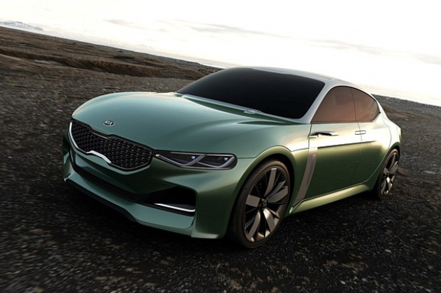 Kia pokazała koncepcję nowego coupe