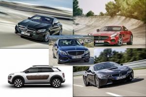 World Car of the Year 2014: trzy razy Mercedes, BMW i Citroen