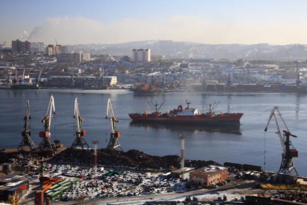 Powstanie strefa wolnego portu Władywostok