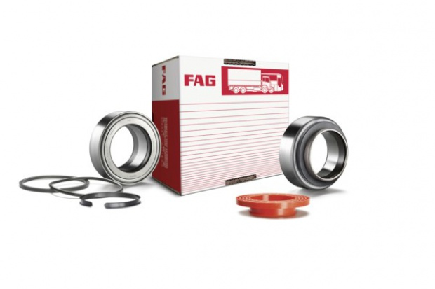 Schaeffler wprowadza nowe opakowania FAG dla samochodów użytkowych