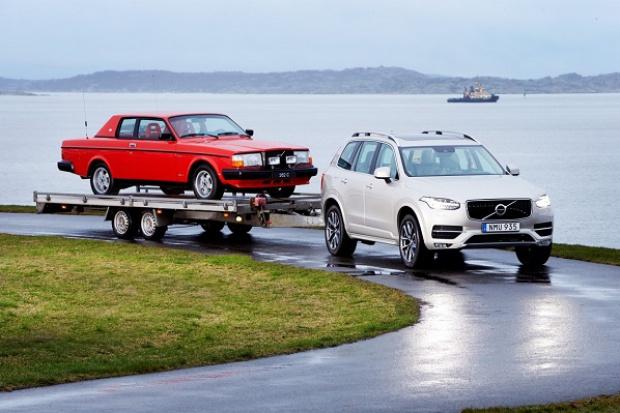 Biały kruk Volvo: tylko 5 sztuk