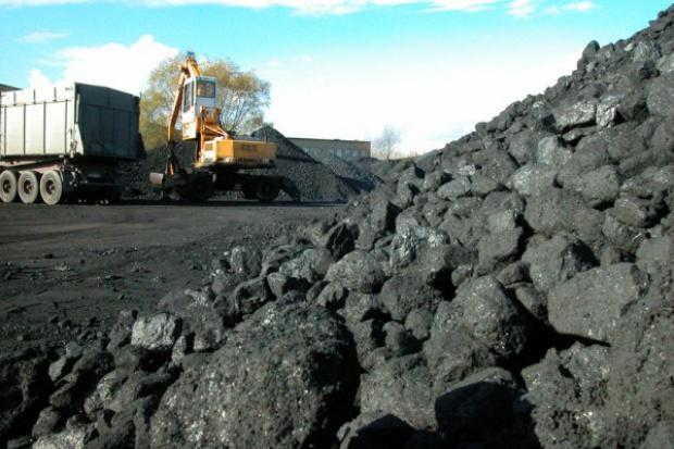 Sprzedaż węgla w lutym spadła do 4,8 mln ton