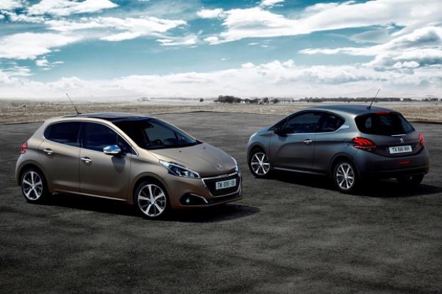 Lakiery strukturalne w nowym Peugeot 208