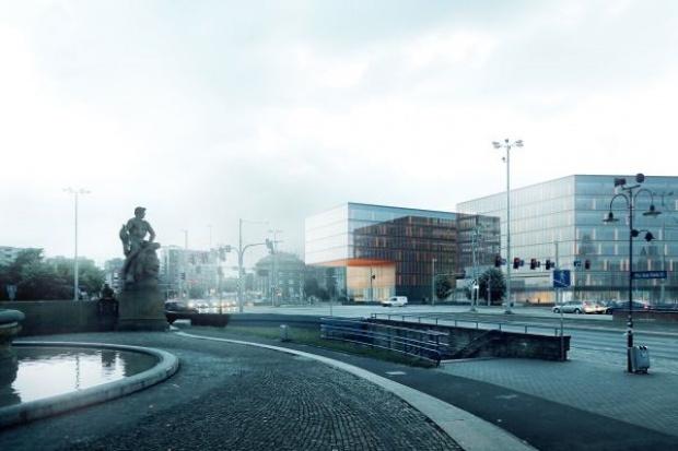 KGHM wybuduje kompleks biurowo-usługowy