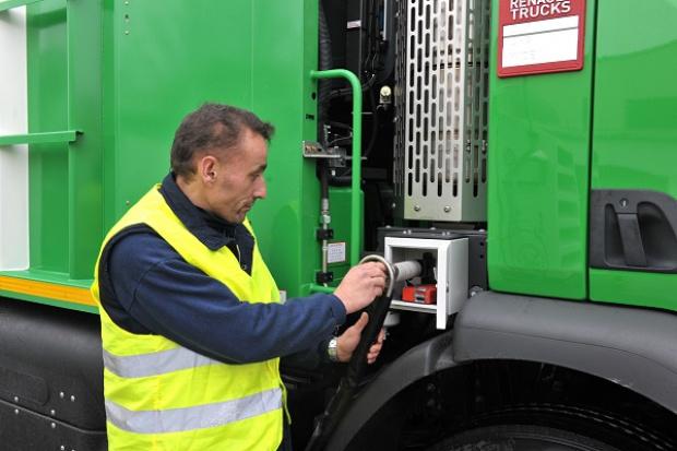 """Nowe """"gazowe"""" pojazdy Renault Trucks"""