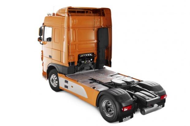 Na rynku ciężarówek dominują ciągniki