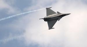 Indie zamawiają 36 francuskich myśliwców Rafale