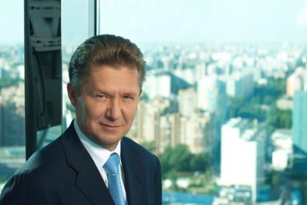Prezes Gazpromu o strategii firmy, Europie i Unii Energetycznej