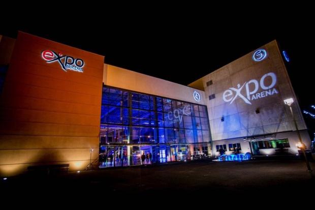 Mirbud wybudował Expo Arena za 188 mln zł