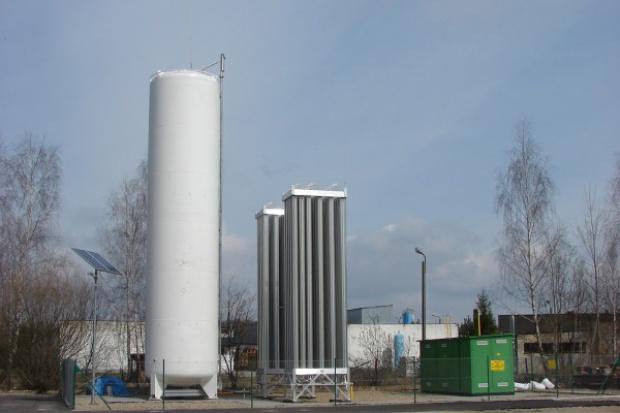 Kolejny kawałek Polski zyskał dostęp do gazu