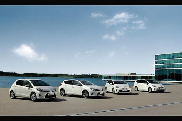 Co czwarta Toyota sprzedawana w Europie to hybryda