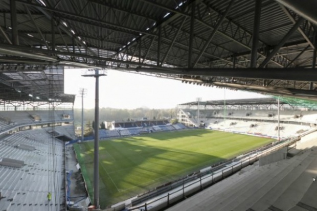 Stadion w Zabrzu: jedna oferta na dostawę m.in. krzesełek
