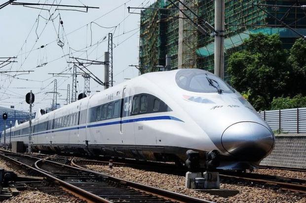Chiny łączą duże miasta KDP