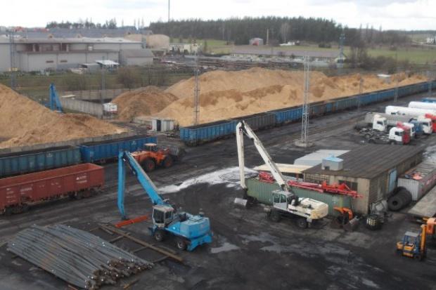 Barter zakończył pierwszy etap rozbudowy terminalu przeładunkowego