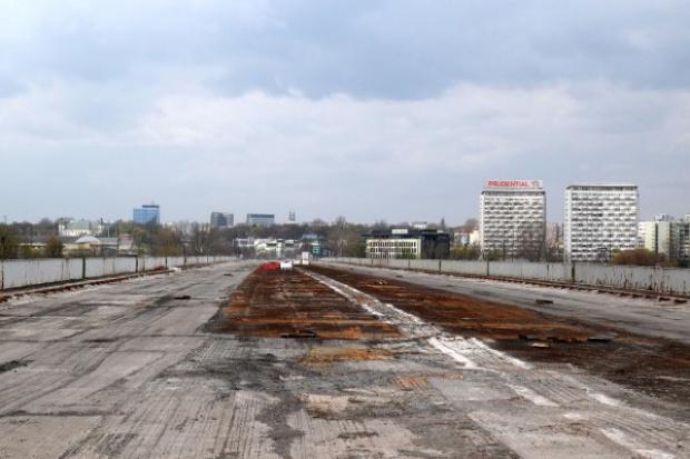 Bilfinger ma dostawcę konstrukcji do Mostu Łazienkowskiego
