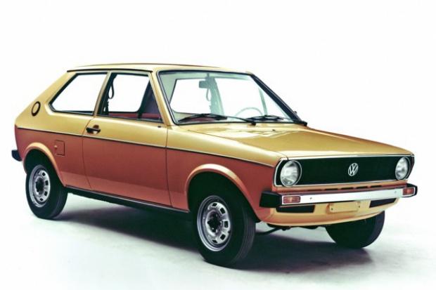 Volkswagen Polo ma 40 lat