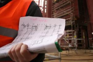 Opóźnienia w budowie bloku 80 MWe w EC Zofiówka
