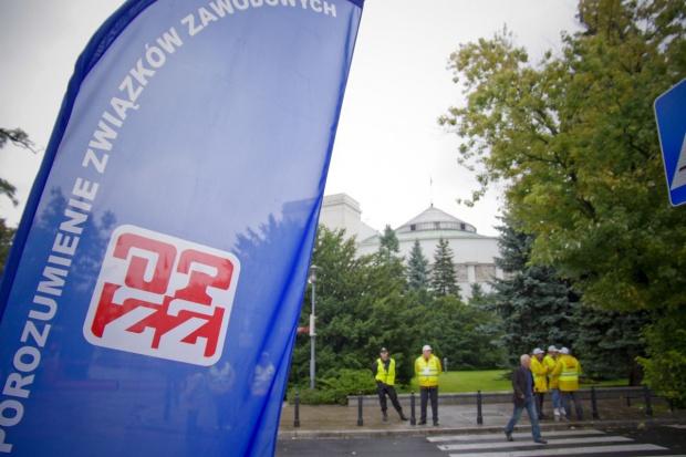Także górnicy będą demonstrować 18 kwietnia w Warszawie