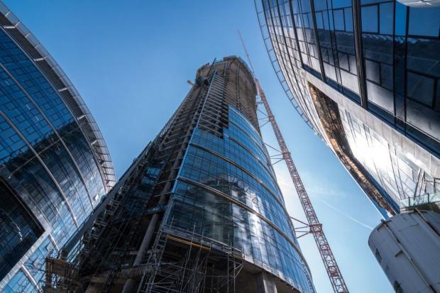 Rekordowy najemca w budowanym wieżowcu Warsaw Spire