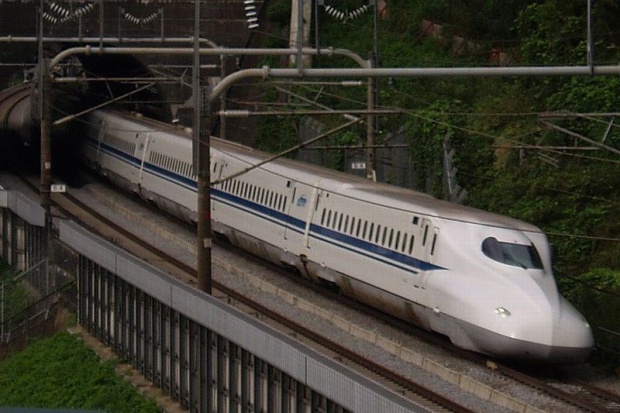 Rekord świata prędkości pociągu pobity