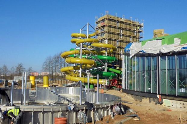 NIK: nieprawidłowości przy budowie aquaparku w Koszalinie