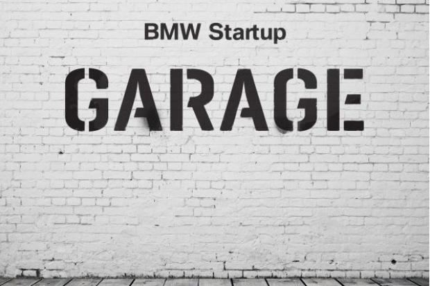 BMW frontem do startup'ów