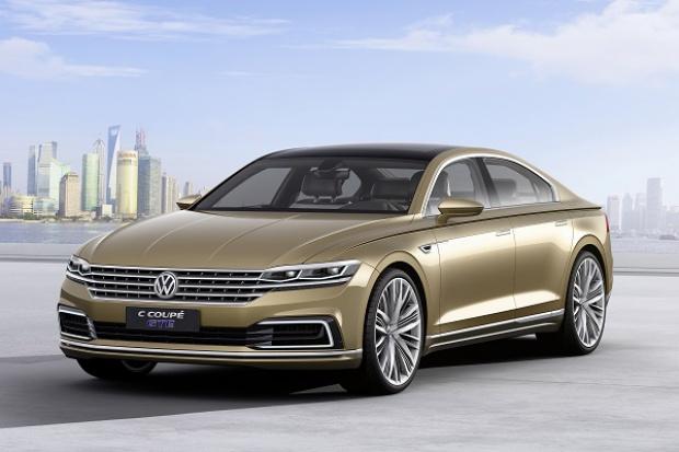 C Coupe GTE i Scirocco GTS: premiery Volkswagena