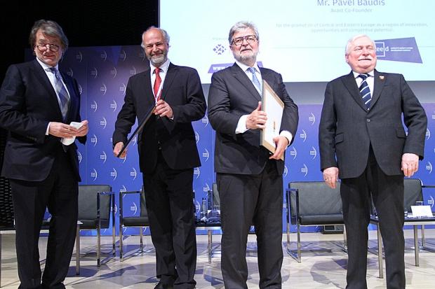 Nagroda CEED Institute dla twórców programu Avast