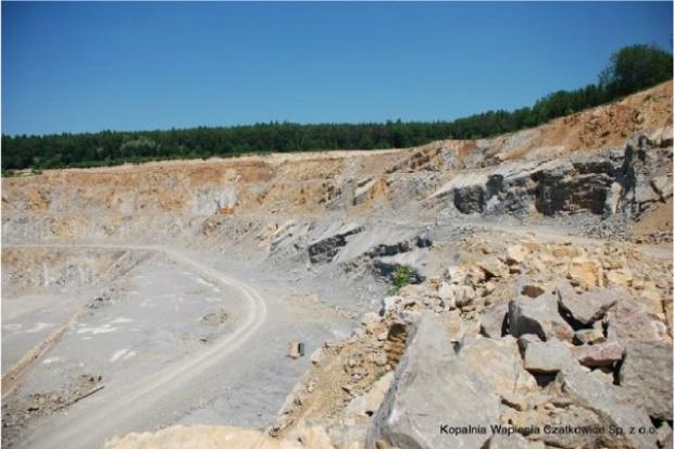 Tauron: nowe złoże w kopalni wapienia Czatkowice