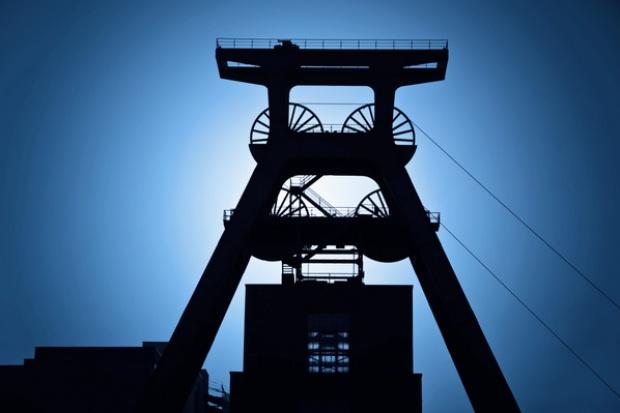 Ukraińscy górnicy protestowali przeciwko zamykaniu kopalń