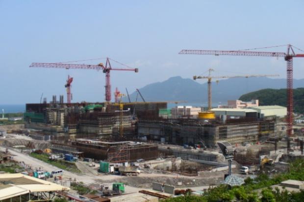 Białouruś: wykonano 20 proc. prac na budowie elektrowni atomowej