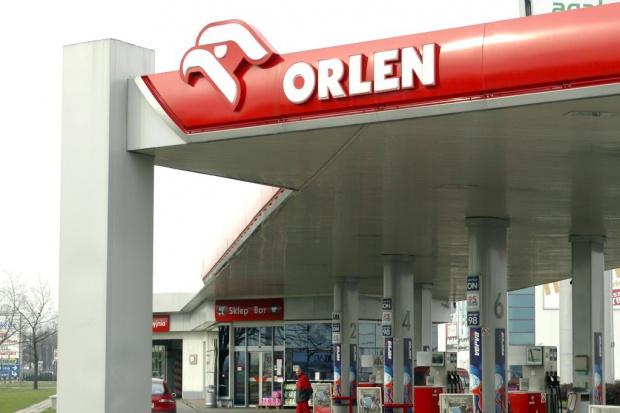 PKN Orlen korzysta na niskich cenach ropy