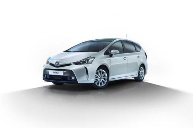 Toyota wprowadziła lifting modelu Prius+