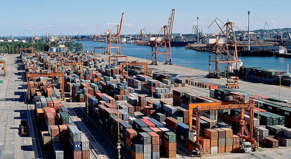 Polskie porty zyskują na znaczeniu