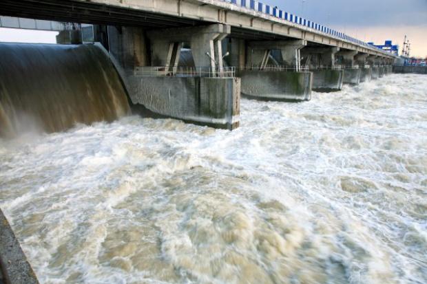 Woda nie na energetyczny młyn