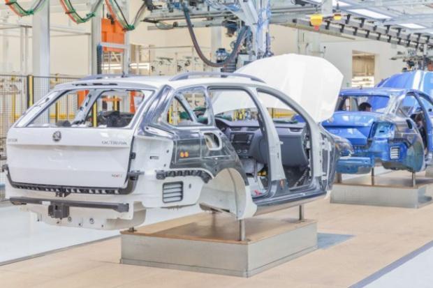 Skoda rozbuduje fabrykę w Kvasinach
