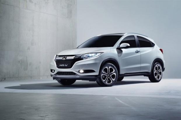 Nowa Honda HR-V: wydajność w standardzie