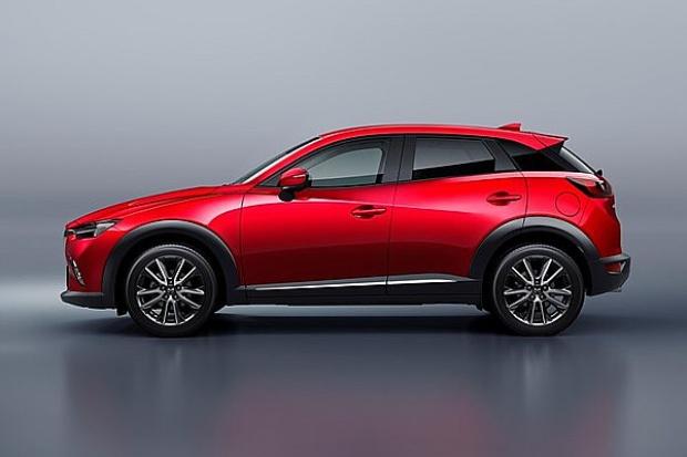 Mazda szykuje polski debiut  CX-3