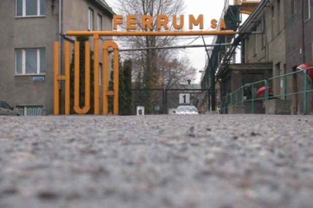 Ferrum sprzedaje nieruchomości, by redukować zadłużenie