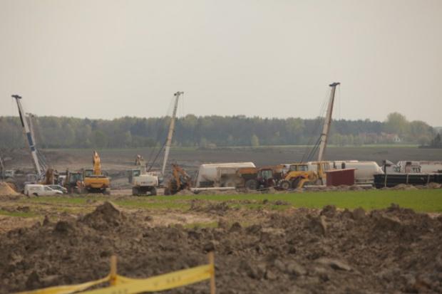 GDDKiA przejęła 426 ha pod budowę południowej obwodnicy Olsztyna